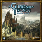 A Guerra Dos Tronos: Board Game ( A Game Of Thrones: The Board Game (second Edition) )