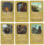 A Castle For All Seasons: Winter Cards